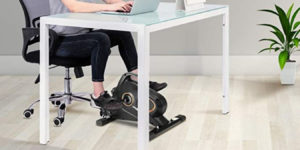How to Multitask Work and Fitness with an Under-the-Desk Fitness Trainer