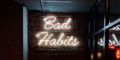 Ditch Your Bad Habits For More Productive Habits