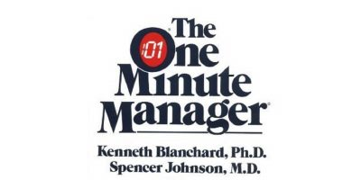 The One Minute Manager Book Summary