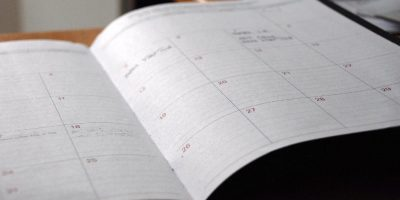 4 Productivity Planners Be Productive Featured