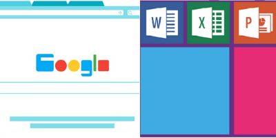 Google Drive Suite Vs Office 365
