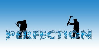 Stop Perfectionism Featured Image