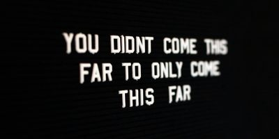 10 Motivational Screensavers to Keep you Going