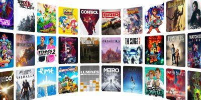 Best Games Amazon Luna Featured